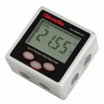 Digital Clinometer IP54 (Protractor) 4x90° x 0,05° with magnets on 3 sides