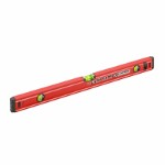 KAPRO SPIRIT Box Level 80 cm with 3 solid acrylic vials