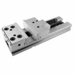 Precision Vice 100x100 mm Incl. accessories