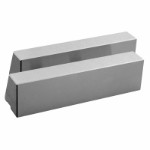 Soft jaw plates 150x22 mm for GT vice series 3