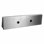 Plain jaw plates 150 mm for GT vice series 3