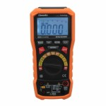 Digital multimeter True RMS 1000V/10A with USB/Bluetooth