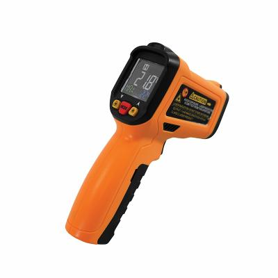 Infrared thermometer with circular laser (-30C° - 500°C)
